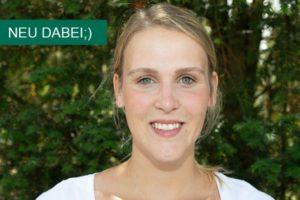 NEU im Team: Tierärztin Wiebke Rubel